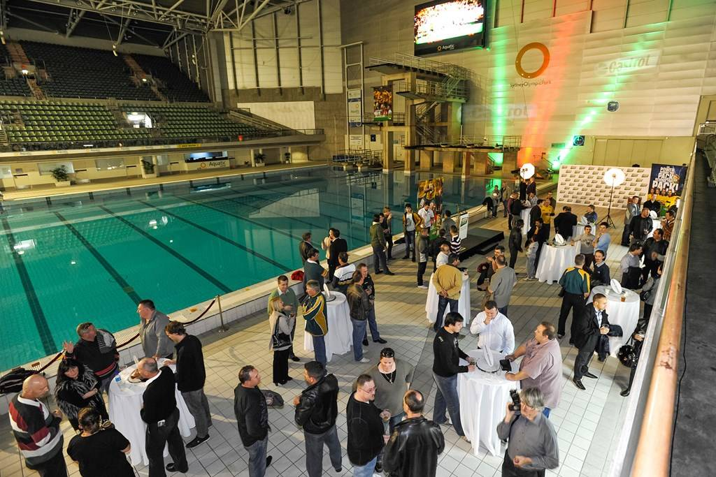 Aquatic Centre - Wallabies Function - Photography by AshleyMackevicius