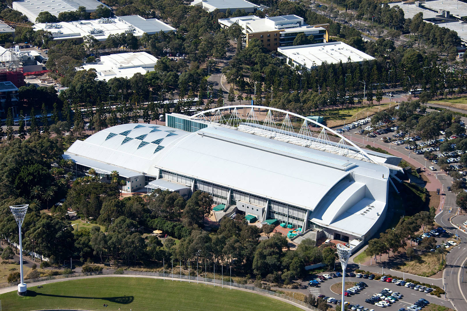 Venue Information Sydney Olympic Park Aquatic Centre