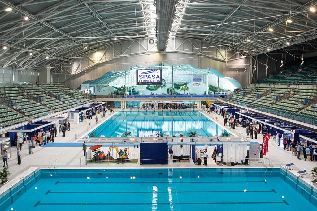 Aquatic Centre - SPASA Convention - Photography by Paul K Robbins