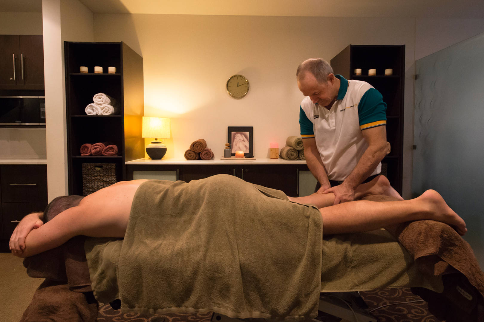 Massage - Paul K Robbins