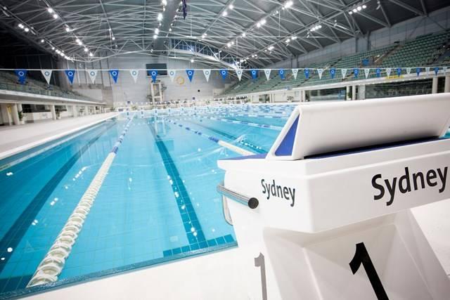 Sydney Olympic Park Aquatic Centre Sydney Olympic Park